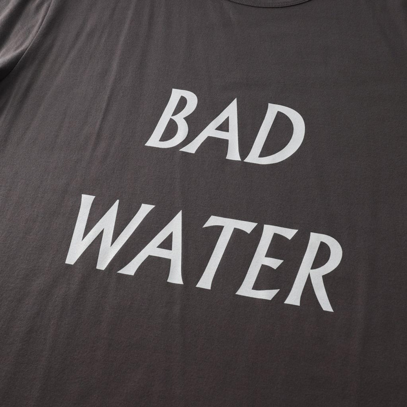 NAISSANCE ネサーンス LOGO T-SHIRT Tシャツ CHARCOAL 21S-NSA-CS-03