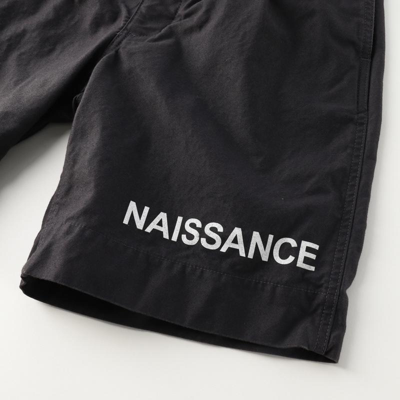 NAISSANCE ネサーンス GURKHA SHORTS CHARCOAL 21S-NSA-PT-07