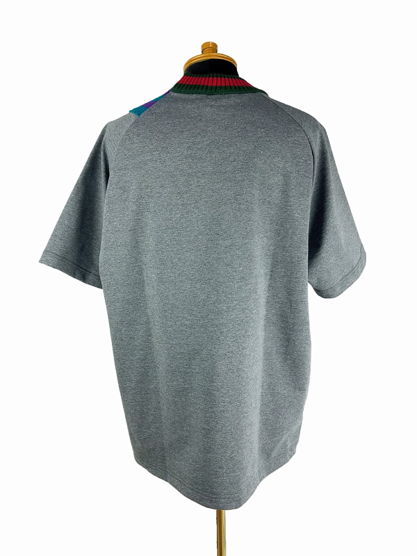 kolor BEACON カラービーコン 度詰め天竺 Tシャツ チャコール 21SBM-T01231