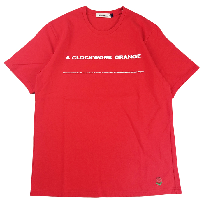 UNDERCOVER アンダーカバー Tシャツ レッド TEE CW 4Peoples UCX3810