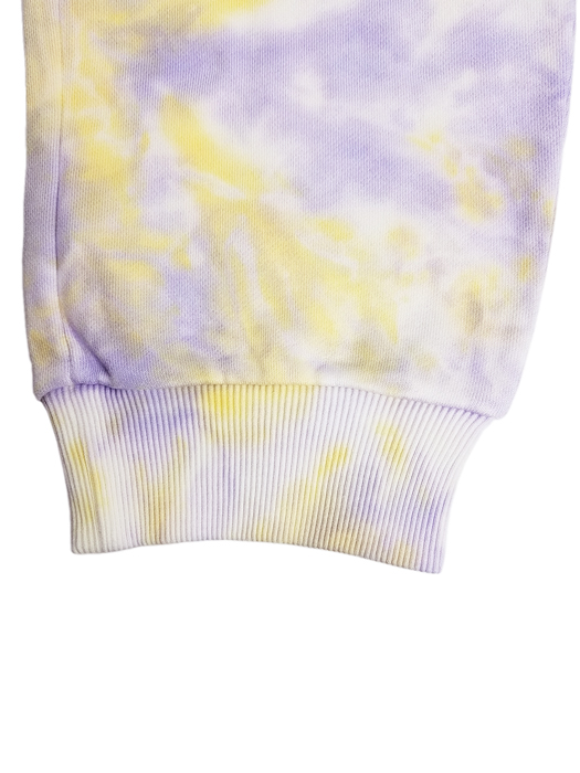 WIND AND SEA ウィンダンシー SEA (tie-dye) SWEAT PANTS タイダイ スウェットパンツ パープル×イエロー WDS-20A-PT-07