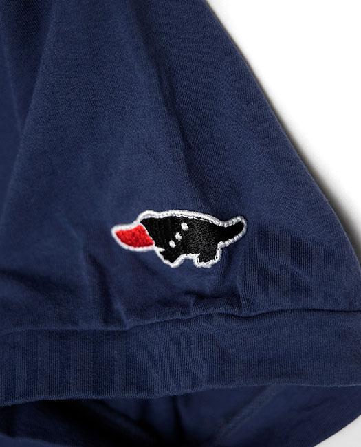 rough&swell ラフアンドスウェル スキッパー ポロシャツ ネイビー KEEP CALM SKIPPER RSM-19045 / ラフ&スウェル ゴルフ メンズ