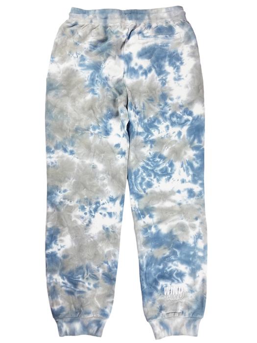 WIND AND SEA ウィンダンシー SEA (tie-dye) SWEAT PANTS タイダイ スウェットパンツ ブルー×グレー WDS-20A-PT-07