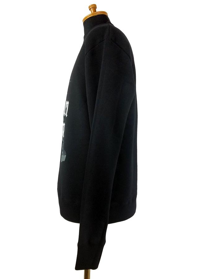UNDERCOVER アンダーカバー SWEAT KATANA スウェット ブラック UCZ4892-4