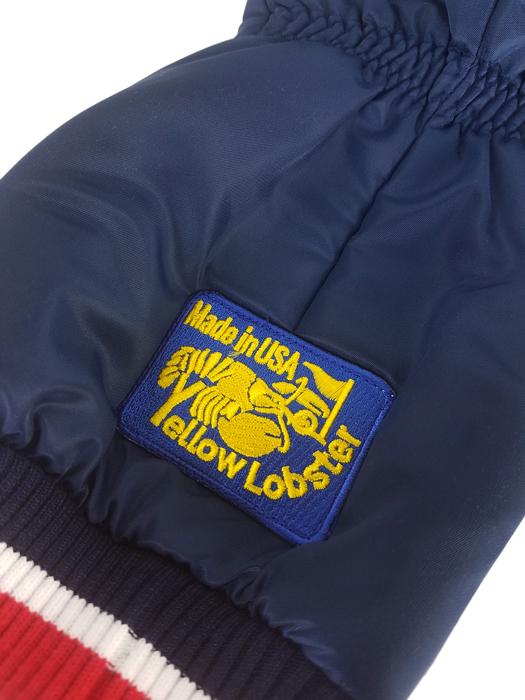 rough&swell ラフアンドスウェル ヘッドカバー ドライバー用 イエローロブスター・コラボ ネイビー TYSON RSA-20002 / ラフ&スウェル ゴルフウェア