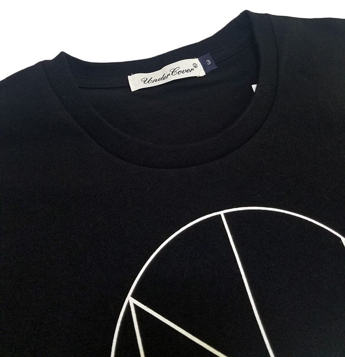 UNDERCOVER アンダーカバー TEE THE NEW WARRIORS ブラック UCW3810 /Tシャツ