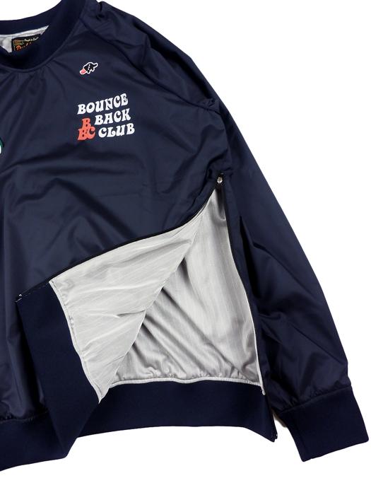 rough&swell ラフアンドスウェル BBC SNEAD スニードジャック ネイビー RSM-20250 / ゴルフウェア メンズ ラフ&スウェル