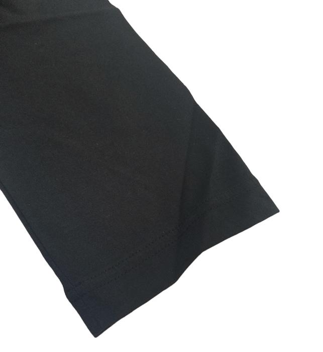 UNDERCOVER アンダーカバー 小紋CKフード付ロンTEE ブラック UCW4807 /ロンT 長袖Tシャツ