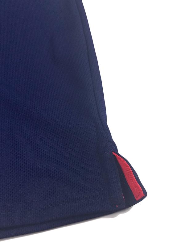 rough&swell ラフアンドスウェル ボタンダウン ポロシャツ ネイビー CHAT B.D.POLO RCH-19002 / ラフ&スウェル ゴルフ メンズ