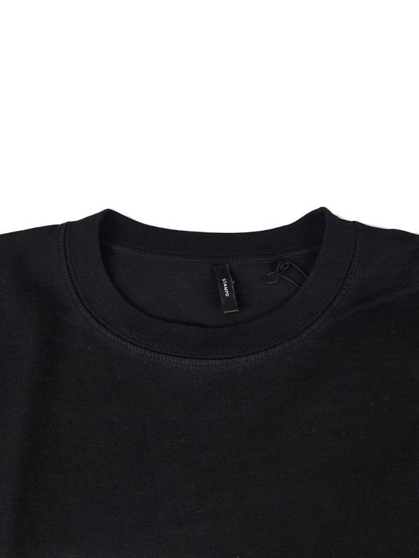 STAMPD スタンプド Prime Time Tee Tシャツ ブラック SLA-M2259TE