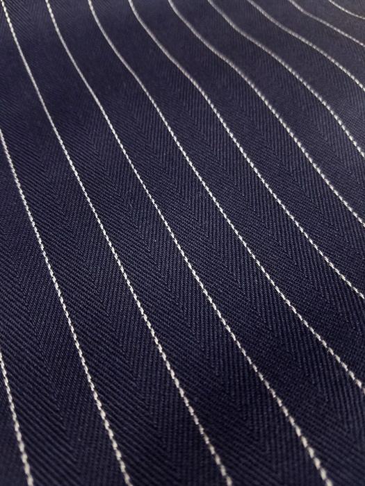 rough&swell ラフアンドスウェル ヘリンボーンストライプ チノパン ネイビー Herringbone Stripe Chino RSM-18088 / ラフ&スウェル ゴルフ メンズ