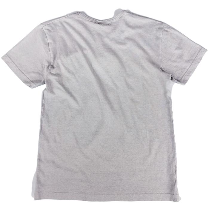 NAISSANCE ネサーンス PHOTO TEE (FRONT) Tシャツ グレー 20S-NSA-CS-11