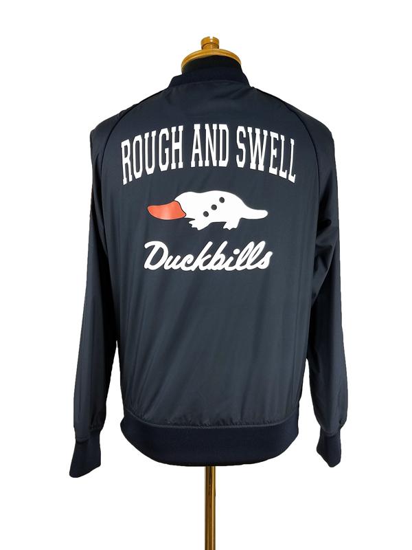 【WOMEN】 rough&swell for WOMEN ラフアンドスウェル ウィメン GOLF PEACE SNEAD W. スヌード ネイビー RSL-21224 / ゴルフウェア レディース ラフ&スウェル