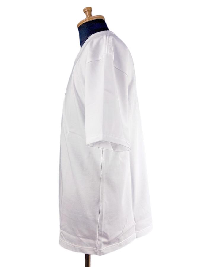 NUMBER (N)INE ナンバーナイン Tシャツ ホワイト×ブラック コラボレーション GOD SELECTION XXX ゴッドセレクショントリプルエックス BJ3NXT001 / numbernine