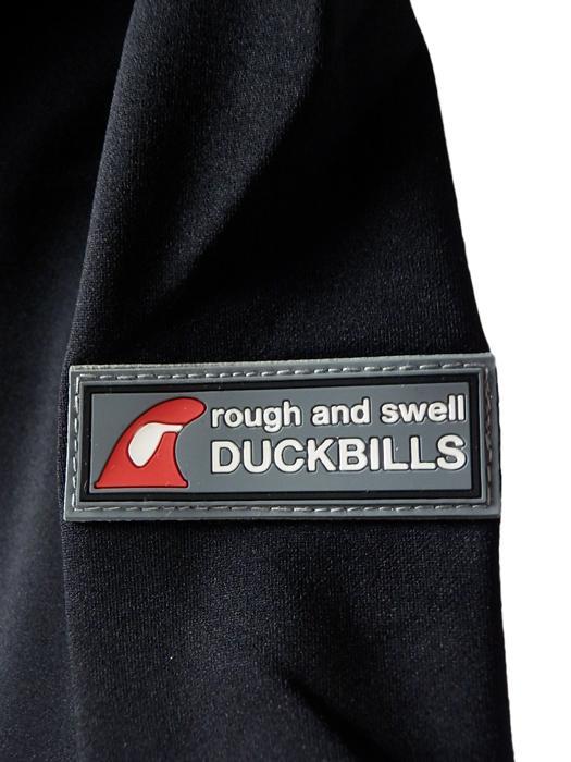 rough&swell ラフアンドスウェル BIG LOGO SWEAT 2 ビッグロゴスウェット ブラック RSM-20204 / ゴルフウェア メンズ ラフ&スウェル