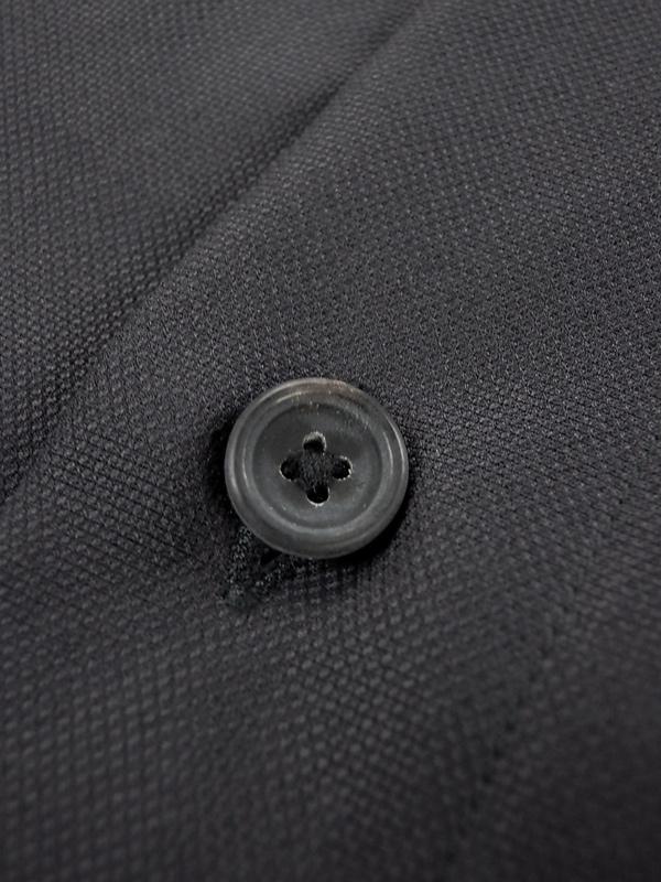 THE RERACS ザ・リラクス LOOSE SHIRTS ルーズシャツ BLACK 17SS-REBL-079-J