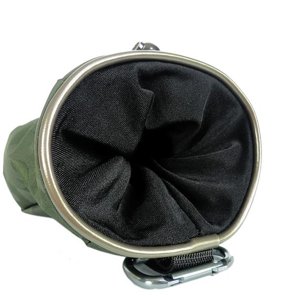 MARK&LONA マークアンドロナ ML-ZW01 カモジャガード マルチポーチ/ボールバッグ Co Camo Ball Bag カーキ