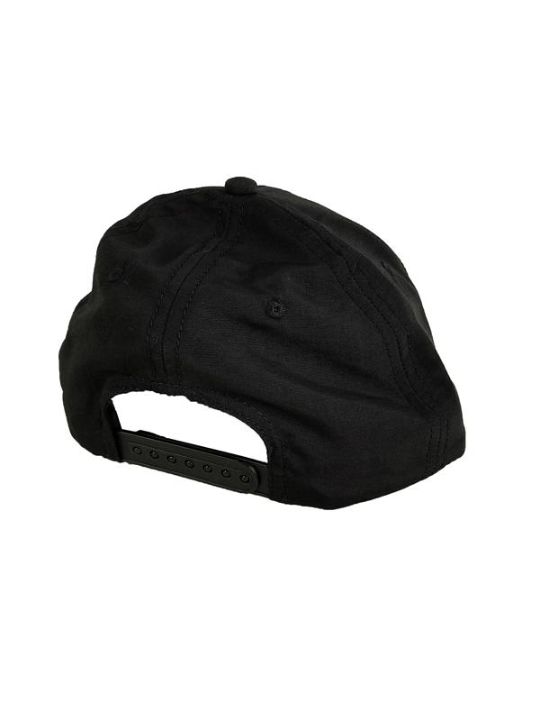 STAMPD スタンプド Matte Nylon Sports Cap キャップ ブラック SLA-U2651HT