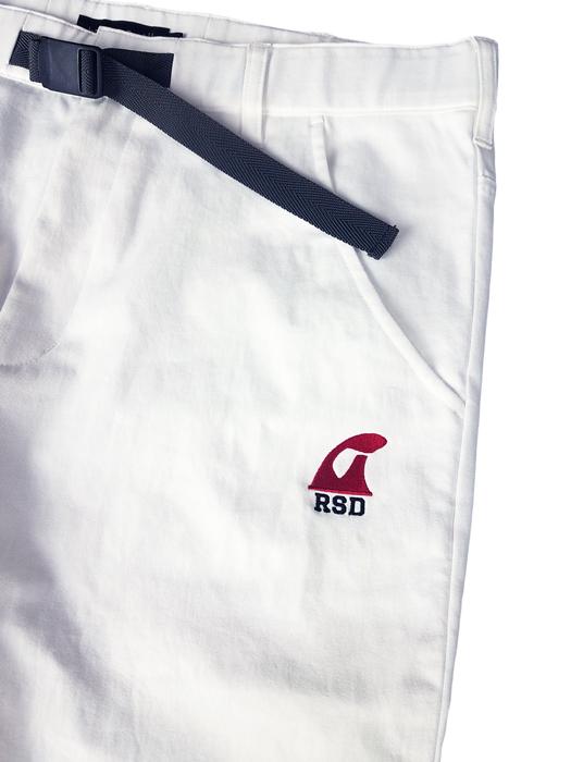rough&swell ラフアンドスウェル MOORE SPRING PANTS ムーアパンツ ホワイト RSM-20077 / ラフ&スウェル ゴルフウェア メンズ
