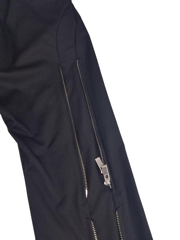 sulvam サルバム sick bandage PT ボンテージパンツ ブラック SL-P04-100 / パンツ