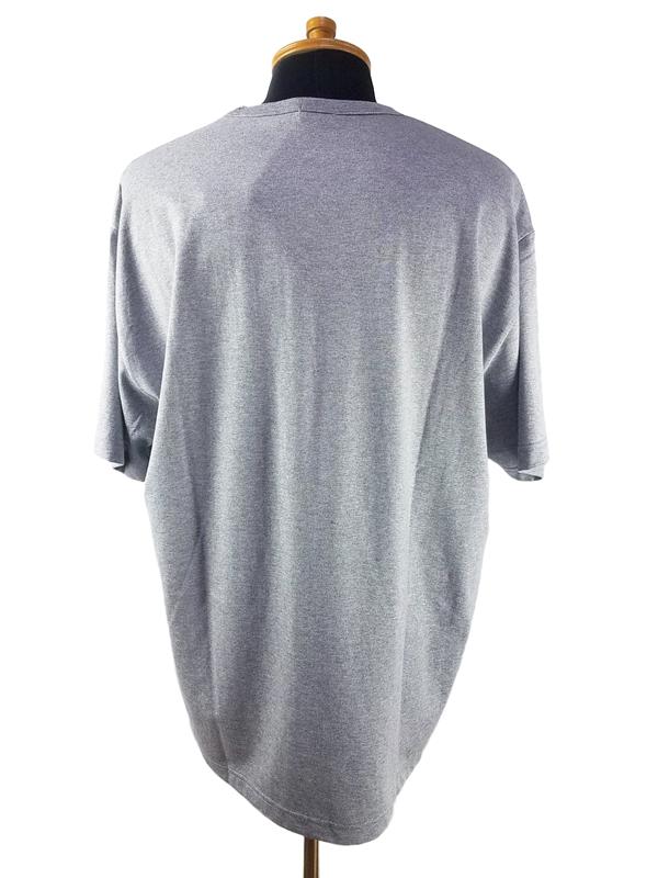 kolor BEACON カラービーコン マガジンプリント Tシャツ グレー 20WBM-T05235