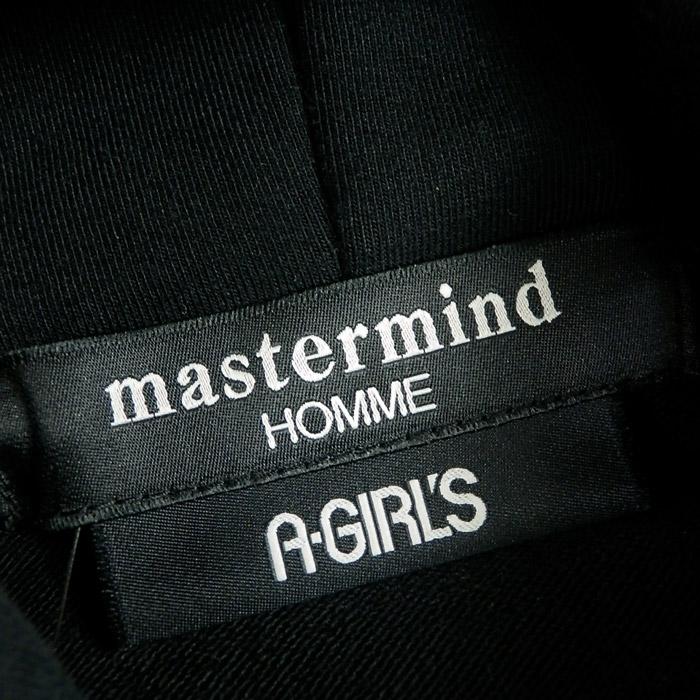 mastermind マスターマインド スウェットパーカー ブラック 16SSMMF-SW12-03-2