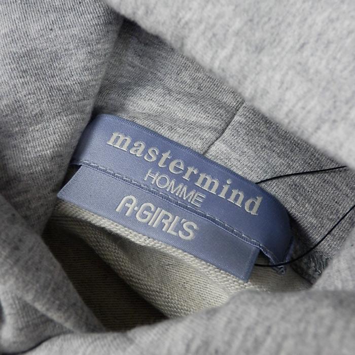 mastermind マスターマインド スウェットパーカー グレー 16SSMMF-SW12-03-3
