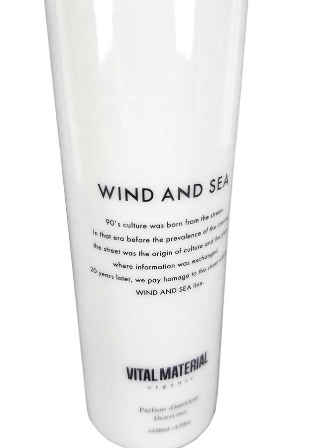 WIND AND SEA ウィンダンシー × VITAL MATERIAL ROOM SPRAY /ルームスプレー バイタルマテリアル