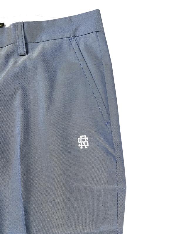 rough&swell ラフアンドスウェル WASHINGTON CROPPED クロップドパンツ ブルー RSM-21063 / ゴルフウェア メンズ ラフ&スウェル