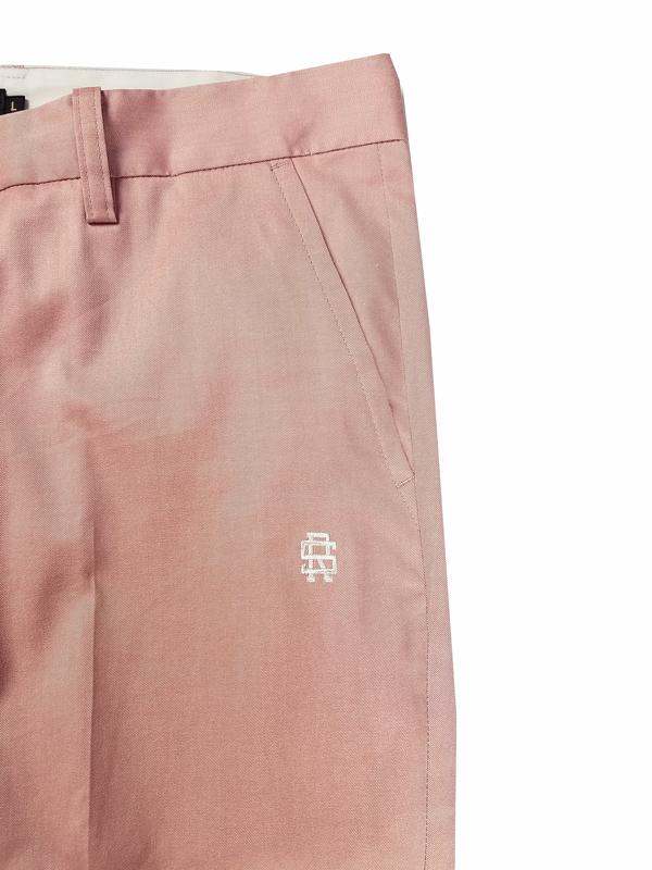 rough&swell ラフアンドスウェル WASHINGTON CROPPED クロップドパンツ ピンク RSM-21063 / ゴルフウェア メンズ ラフ&スウェル