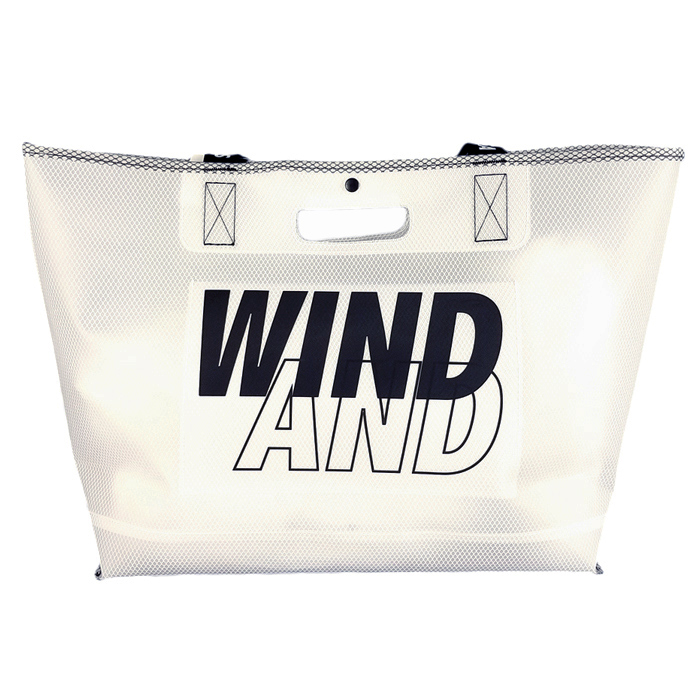 WIND AND SEA ウィンダンシー WDS×WEEKEND(ER)GHOST TEX tote bag トートバッグ ブラック WDS-20S-GD-12 / バッグ