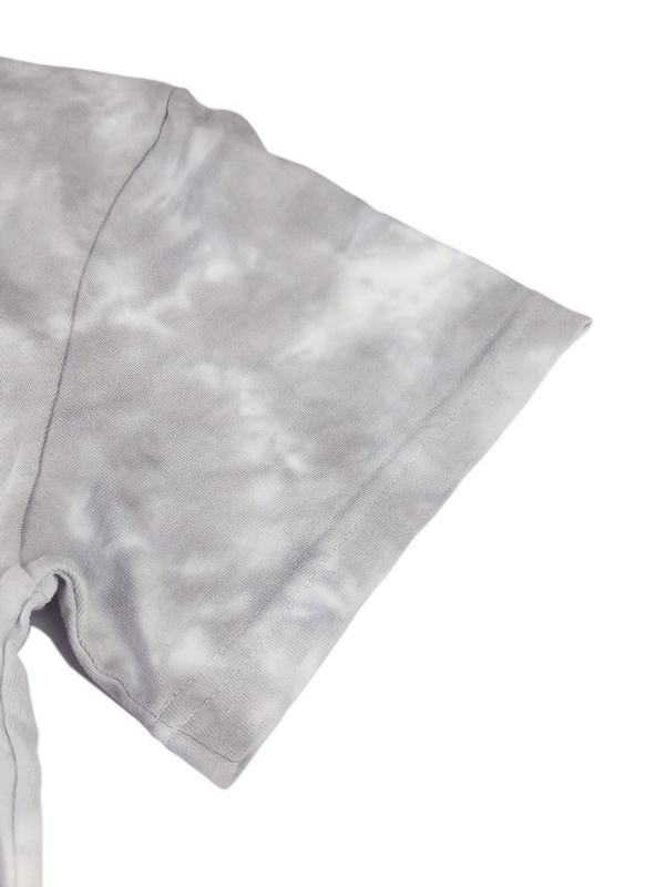 STAMPD スタンプド Tumble Tie Dye Tee Tシャツ グレー SLA-M2256TE