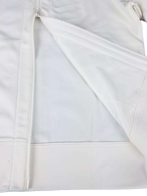 rough&swell ラフアンドスウェル パーカー ジップフーディー ホワイト EVOLVE HOODIE RSM-19232/ ラフ&スウェル ゴルフウェア メンズ