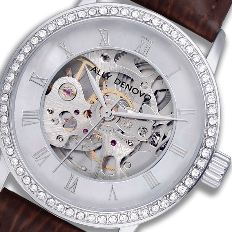 Gaia Pearl Automatic 34mm