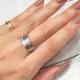 【手彫りフェザーリング】    ハワイアンジュエリー インディアン  メンズ  レディース  羽 指輪 フェザー シルバー925 アクセサリー