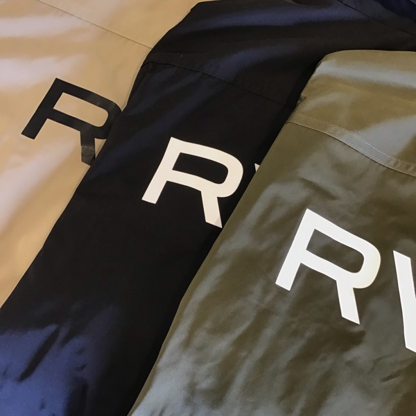 RVCA メンズ CRAZY PATTERN COACH ジャケット
