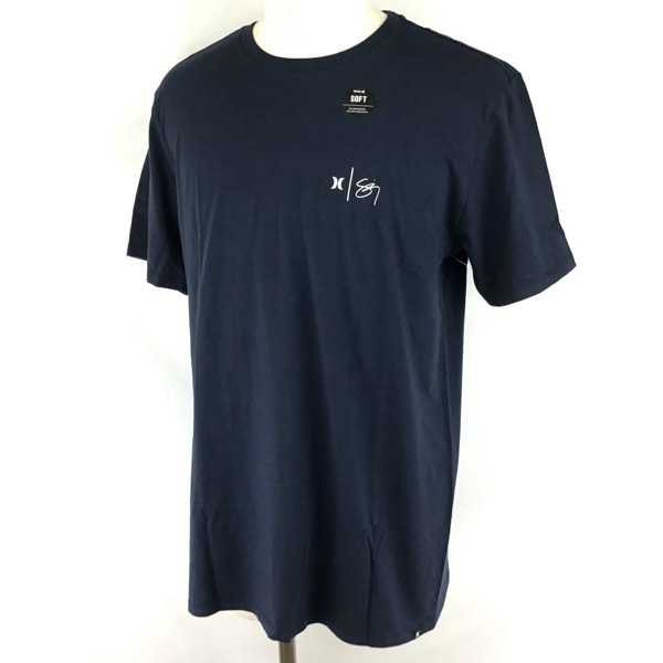 Hurley ハーレー Tシャツ メンズ M PRM SZ WAILEHUA WATERMARK SS