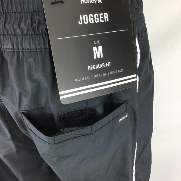 HURLEY ハーレー ジョガーパンツ メンズ M ONSHORE JOGGER