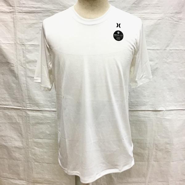 Hurley ハーレー Tシャツ ラッシュガード メンズ W DF Q/D WARP KNIT SS