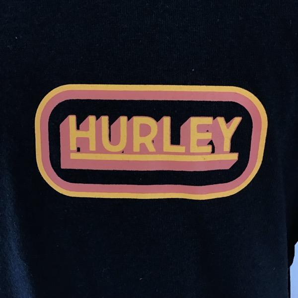 Hurley ハーレー Tシャツ メンズ M CRE INDUSTRIAL LS