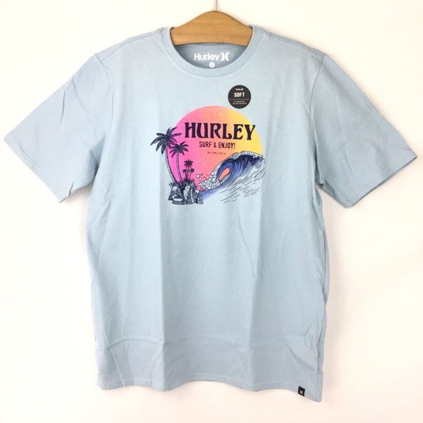 Hurley ハーレー Tシャツ キッズ ボーイズ B PRM BEACHSIDE SS