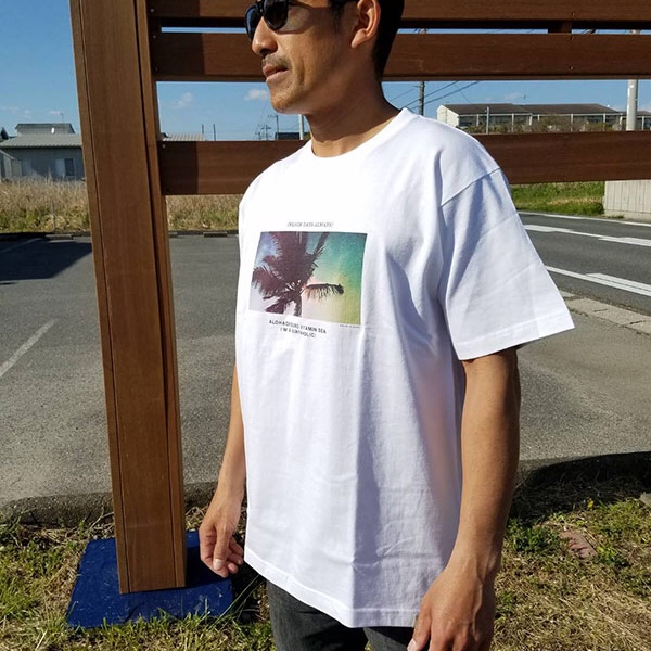 ALOHAGROUND Tシャツ Palms