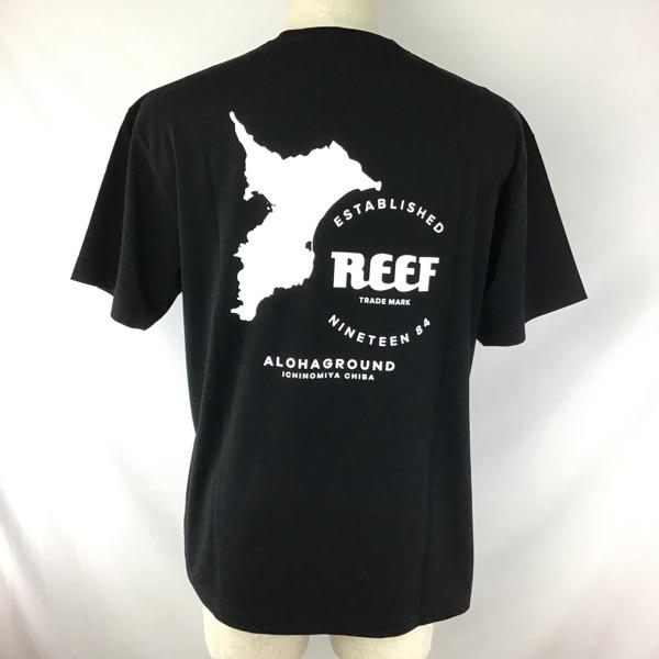 REEF x ALOHAGROUNDコラボ 限定Tシャツ 001