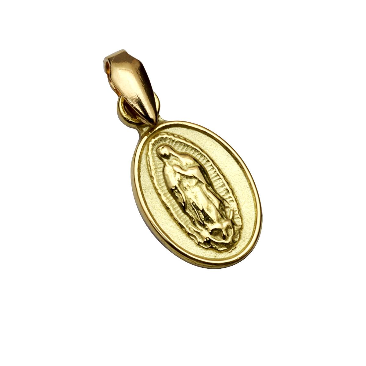 k18ネックレス ゴールドネックレス (RERALUy)レディース 女性 メンズ 男性 アクセサリー ネックレス K18ゴールド・アンティークスタイル メダイ ペンダント トップ オーバル・マリア (付属チェーンなし) rpd0189