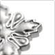 ハワイアンキルト ピアス ハワイアンジュエリー アクセサリー レディース メンズ (Weliana)ハワイアンキルト・ウル(パンノキ) シルバーピアス シルバー 925 wner001sv プレゼント ギフト