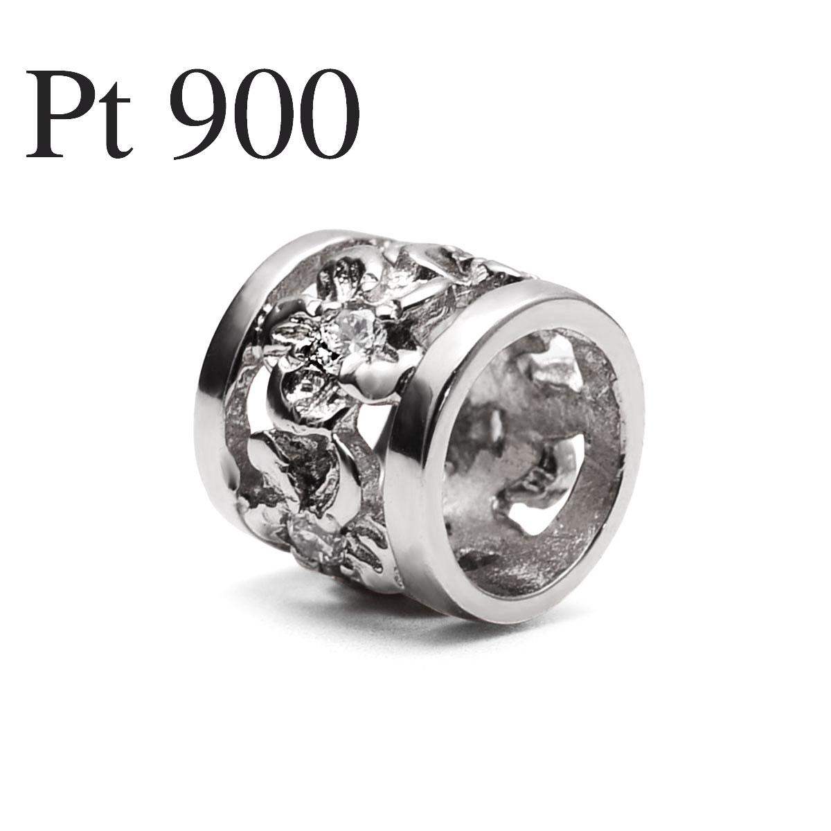 ハワイアンジュエリー ネックレス ダイヤモンドプチバレル・プラチナ 900 apdo6498apd0062