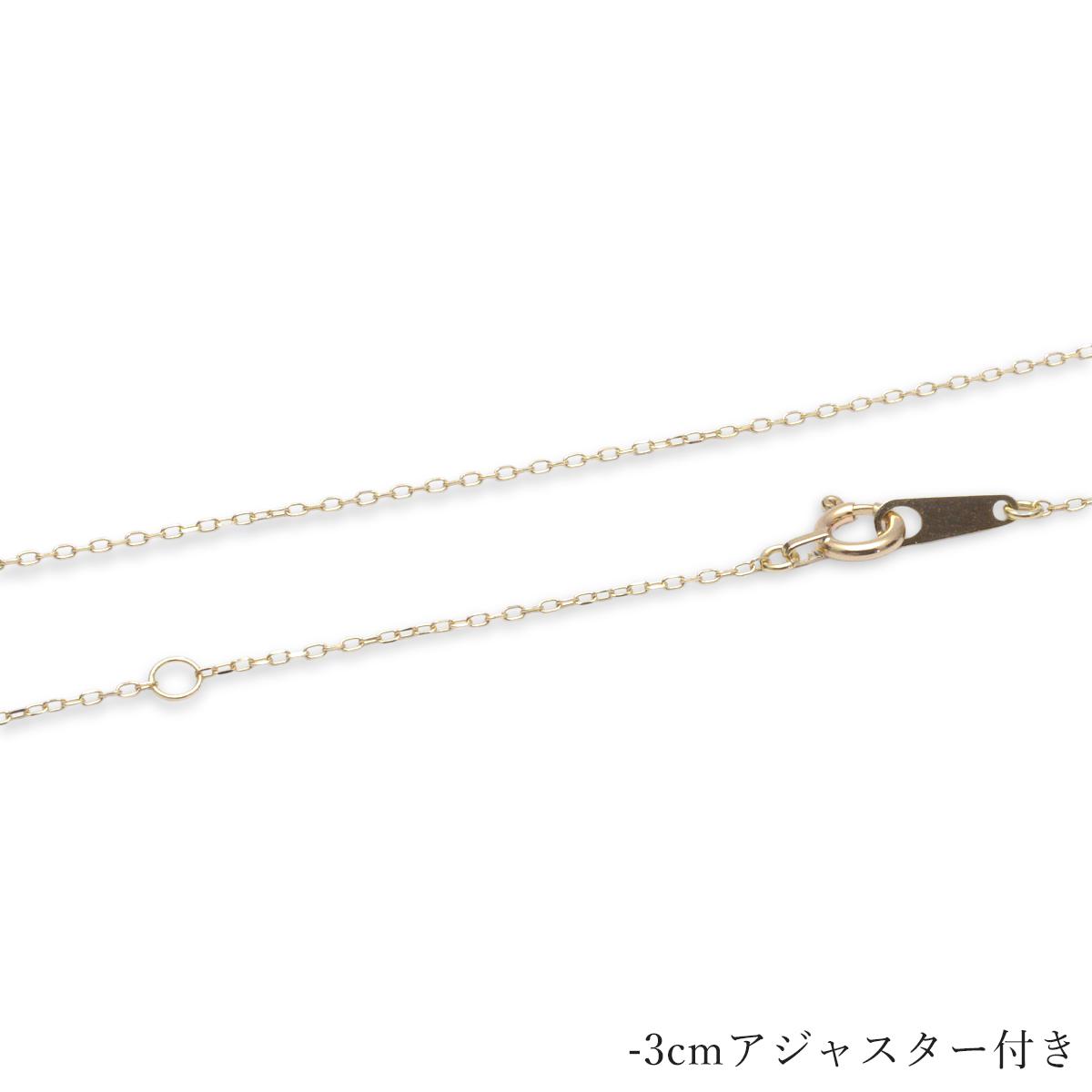 ゴールドネックレス ハワイアンジュエリー K18 18金 k18 ペンダントネックレス エリプス(Ellipse)縦型type 華奢 イエローゴールド /新作 ane1670k18