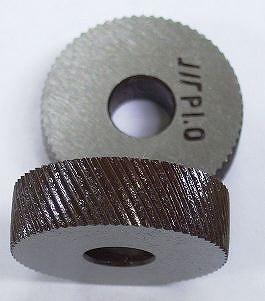 ローレット用コマ(1mm斜線模様) 在庫処分品