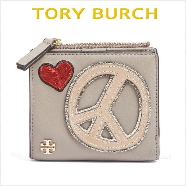 トリーバーチ 財布 二つ折り Tory Burch