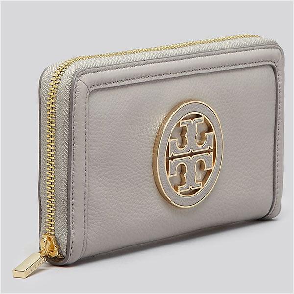 トリーバーチ 財布 長財布 正規品 ラウンドファスナー
